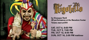 Rigoletto at Pittsburgh Opera
